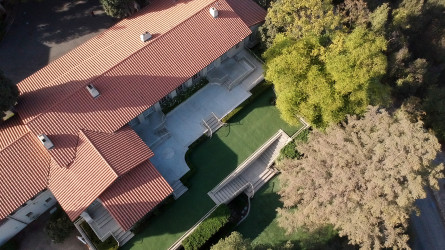 KH Aerial View of back of house 2