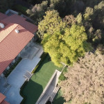 KH Aerial View of back of house View 1