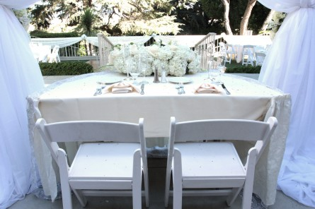 Kellogg House-upper level with bride and groom table